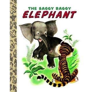 PenguinRandomHouse The Saggy Baggy Elephant