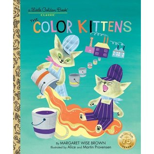 PenguinRandomHouse The Color Kittens