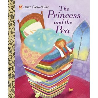 PenguinRandomHouse The Princess and the Pea