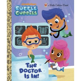 PenguinRandomHouse Bubble Guppies The Doctor Is In