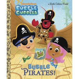 PenguinRandomHouse Bubble Guppies Bubble Pirates