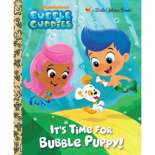 PenguinRandomHouse Bubble Guppies It's Time For Bubble Puppy!