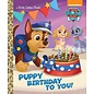 PenguinRandomHouse Paw Patrol Puppy Birthday To You!