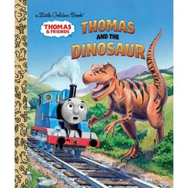 PenguinRandomHouse Thomas and the Dinosaur