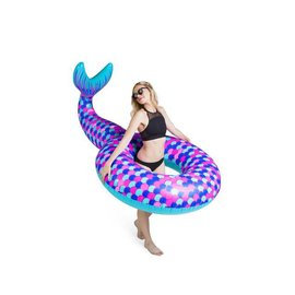 Big Mouth Toys Mermaid Tail Pool Float