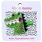 lily & momo Later Alligator Hair Clip