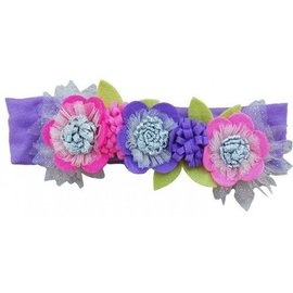 lily & momo Moonlight Flower Headband