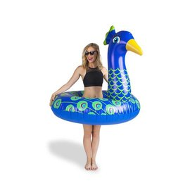 Big Mouth Toys Peacock Pool Float
