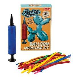Schylling Retro Balloon Modelling Kit