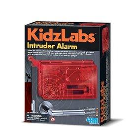 4M Intruder Alarm Spy Kit