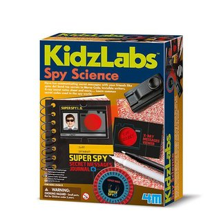 4M Secret Message Spy Kit