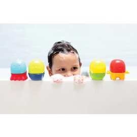 Ubbi Ubbi Interchangable Bath Toys