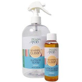 All things Jill Squeaky Clean Bottle & Refill Set