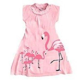 Wee Urban Wee Urban Flamingo Dress