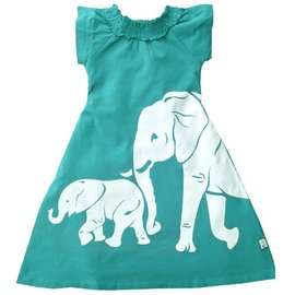Wee Urban Wee Urban Elephant Dress
