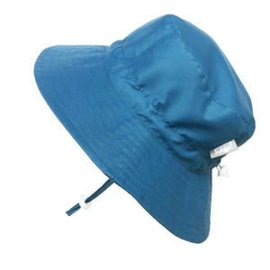 Twinklebell Grow-with-me Sunhat, Aqua Dry, Blue