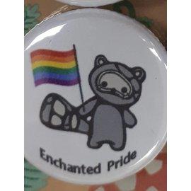 Rachel Westoll Enchanted Pride Button