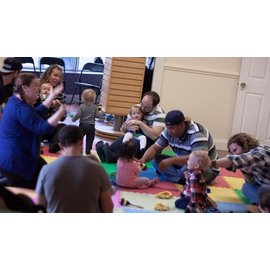 Beth Terry Mini Musicians Baby & Me- Saturdays 9:30am, Fall 2017