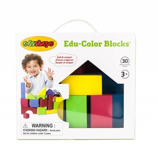 Edushape Edu-Colour Blocks 30 Pieces