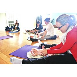 Wanda Cox Infant Massage Classes with Wanda Cox