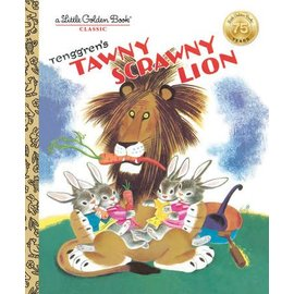 PenguinRandomHouse Tawny Scrawny Lion