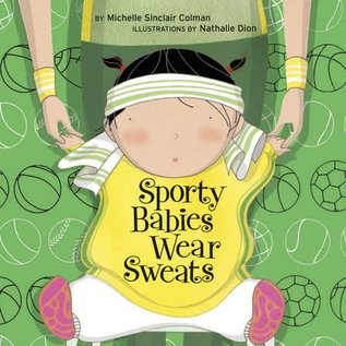 PenguinRandomHouse Sporty Babies Wear Sweats