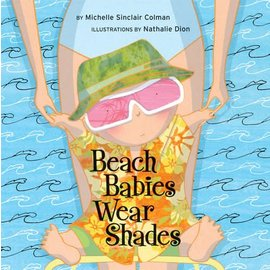 PenguinRandomHouse Beach Babies Wear Shades
