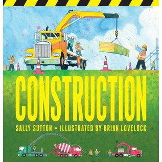 PenguinRandomHouse Construction Board Book