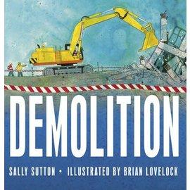 PenguinRandomHouse Demolition Board Book