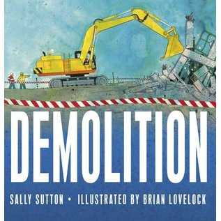 PenguinRandomHouse Demolition Board Book