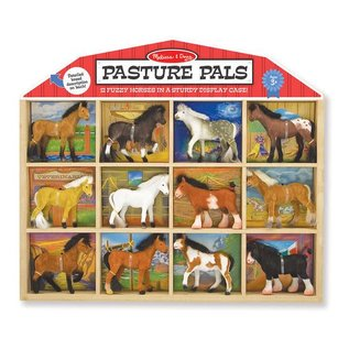 Melissa & Doug Pasture Pals Collectible Horses