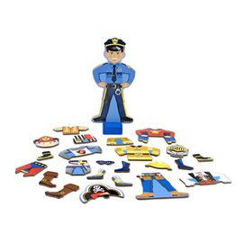 Melissa & Doug Joey Magnetic Dress-Up Set