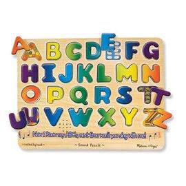 Melissa & Doug Coming Soon! Alphabet Sound Puzzle - 26 Pieces