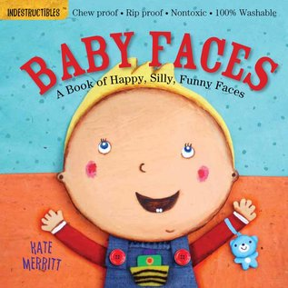 Indestructibles Indestructibles Baby Faces