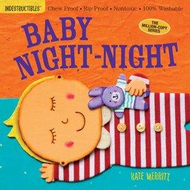 Indestructibles Indestructibles Baby Night-Night