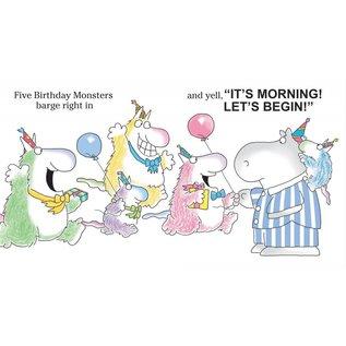 Birthday Monsters! by Sandra Boynton