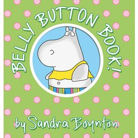 Belly Button Book! by Sandra Boynton
