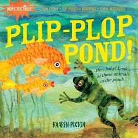 Indestructibles Indestructibles Plip-Plop Pond!