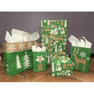 Enchanted Forest Gift Wrapping
