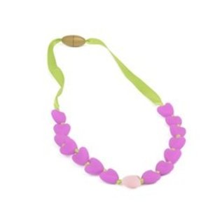 Chewbeads Chewbeads Spring Heart Jr Necklace