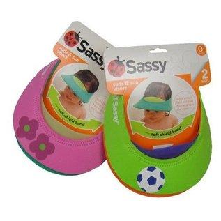 sassy Sassy Suds & Sun Visors 2pk