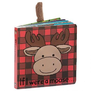 Jellycat Jellycat If I Were A Moose Book