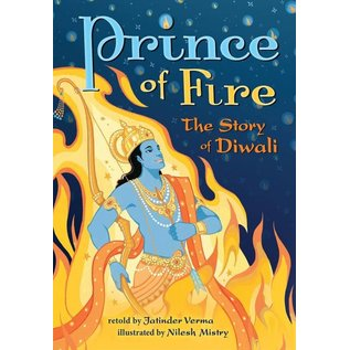 Barefoot Books Prince of Fire: The Story of Diwali