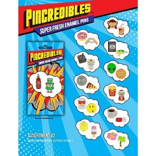 Boinks Pincredibles 2  Assort.