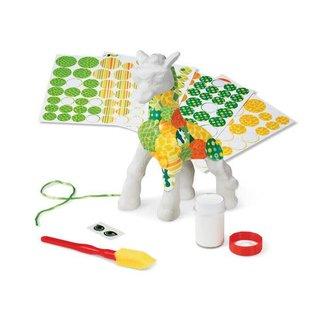 Melissa & Doug Decoupage Made Easy Craft Set - Giraffe