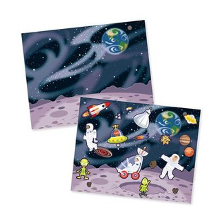 Melissa & Doug Reusable Sticker Pad - Adventure