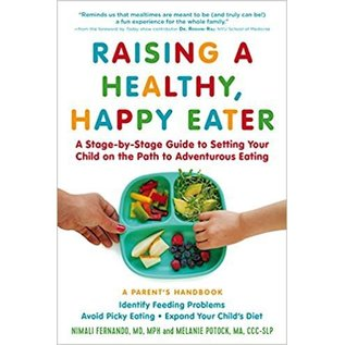 Raising a Happy, Healthy Eater: A Parent's Handbook