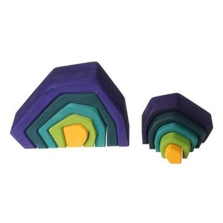 Grimms Grimms Medium Earth - 5 Pieces