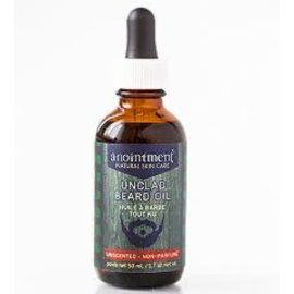 Anointment Anointment Unclad Beard Oil