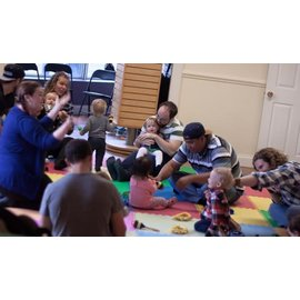 Beth Terry Mini Musicians Baby & Me- Saturdays 9:30am, Winter 2018